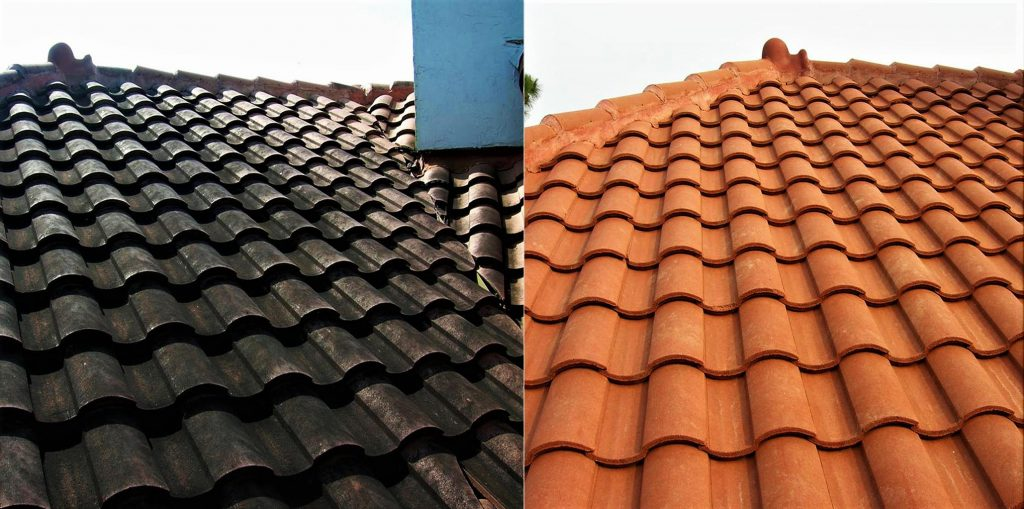 Belfast Roof Cleaners Gemstone Cleaning
